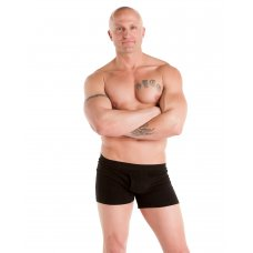 Mens soft bamboo boxer briefs