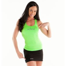 Lime ACHIEVE tank top