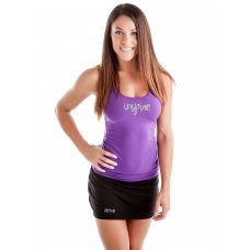 Violet INSPIRE tank with sports bra